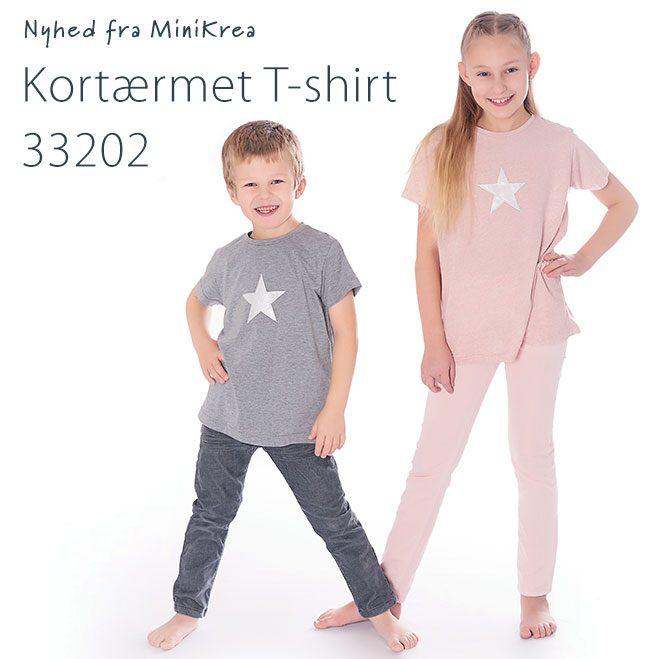 MiniKrea_Nyhed_33202_Kort_ærmet_T_shirt