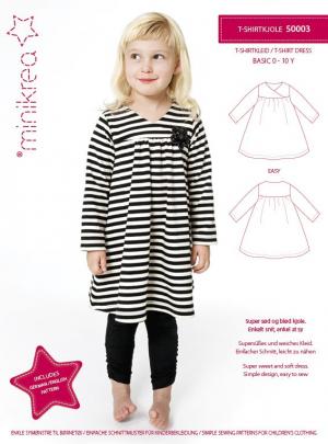 MiniKrea_T-shirt kjole_50003