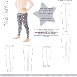 Leggings 70330 MiniKrea Stylecard